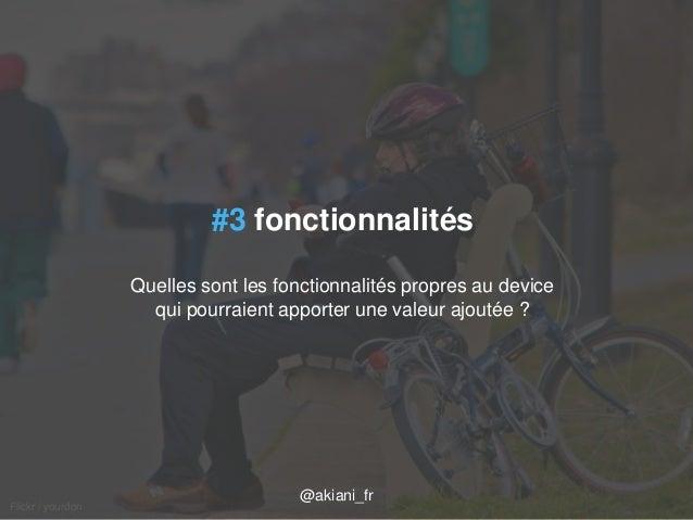 04/09/2014 axel.johnston@akiani.fr / 35  Flickr / yourdon  #3 fonctionnalités  Quelles sont les fonctionnalités propres au...