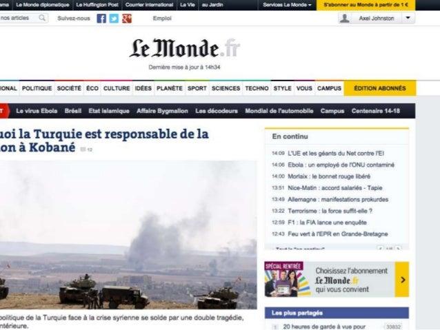 Contexte d'utilisation : Spécificité des  interactions  axel.johnston@akiani.fr / 40  04/09/2014