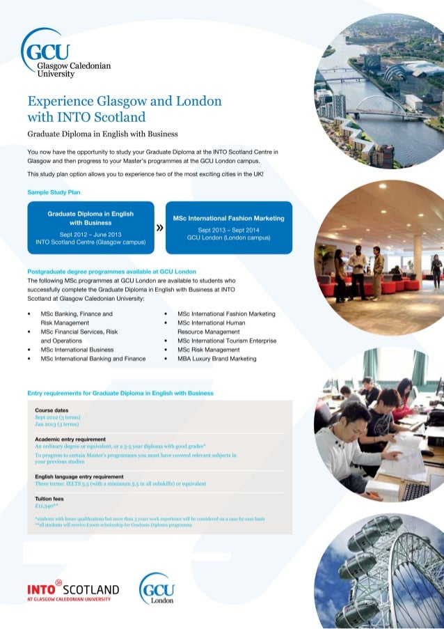 Experience Glasgow & London with INTO Scotland - Intelligent Partners