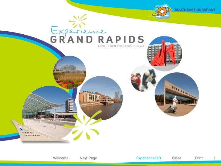 SOUTHEAST QUADRANTWelcome   Next Page   Experience GR   Close    Print    1
