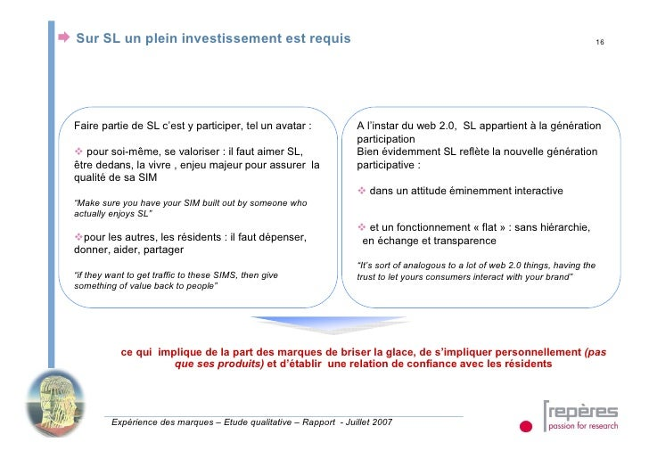  Sur SL un plein investissement est requis                                                                               ...