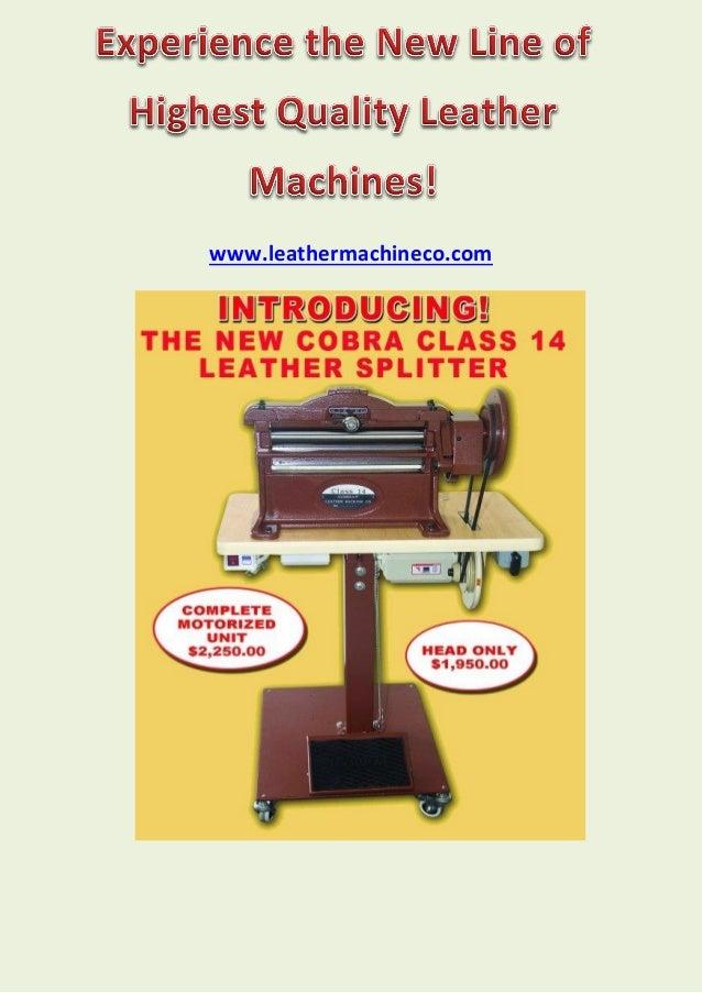 www.leathermachineco.com