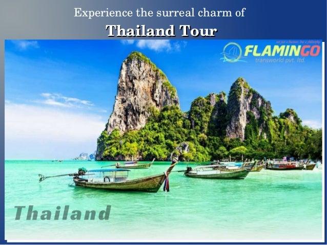 Experiencethesurrealcharmof ThailandTourThailandTour