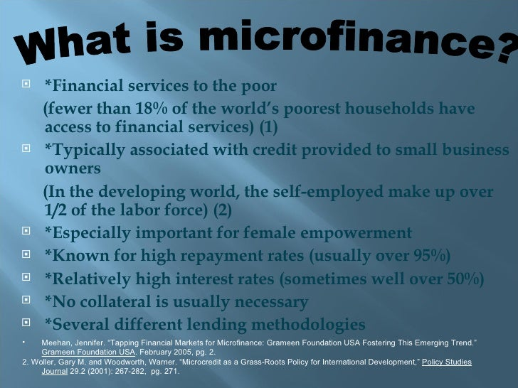 the growth of madura microfinance over Enough that the need for subsidy does not throttle growth  • emphasis on credit over voluntary savings  microfinance as business microfinance.