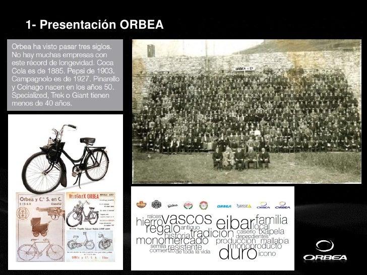Indusmedia 2011: Experiencia de Orbea en el marketing digital Slide 3