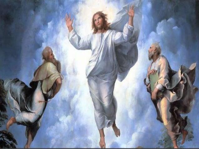 Resultado de imagen para Seis días después, toma Jesús consigo a Pedro, a Santiago y a su hermano Juan