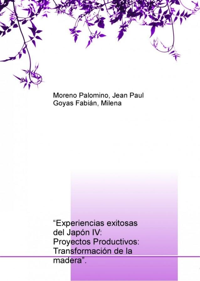 Econ. Jean Paul Moreno Palomino  Adm. Milena Elizabeth Goyas Fabian  1