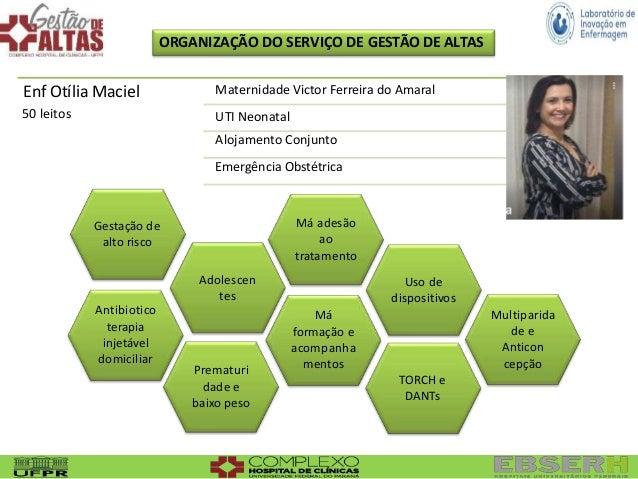 Antibiotico terapia injetável domiciliar Multiparida de e Anticon cepção Má adesão ao tratamento Uso de dispositivos Mater...