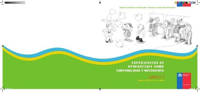NIÑAS Y NIÑOS DE 4 A 6 AÑOS                  UNIDAD DE DEPORTES Y RECREACIÓN • UNIDAD DE EDUCACIÓN PARVULARIA             ...