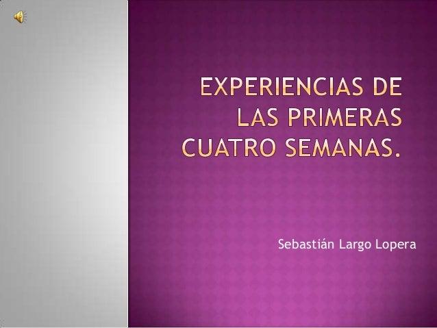Sebastián Largo Lopera