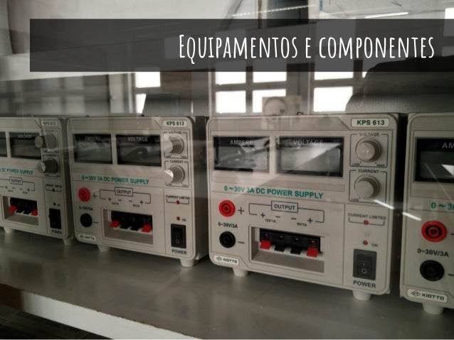Conceitos de electricidade e electrónica