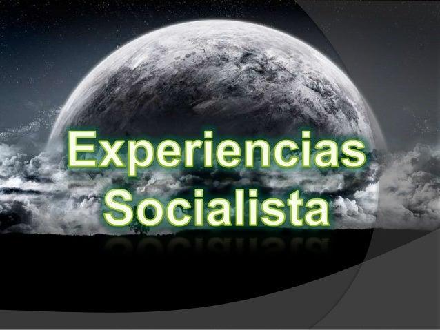  las diferentes experiencias del socialismo real no puede ser tratados dentro de una crítica homogénea debido a que cada ...