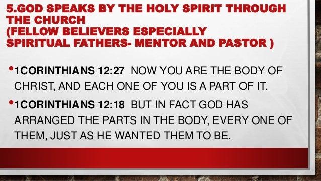 October 14, 2018- Sunday service - Experiencing God unit 6 - GOD SPE…