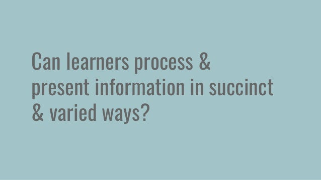 Can learners' efforts & engagement be captured & recognized?