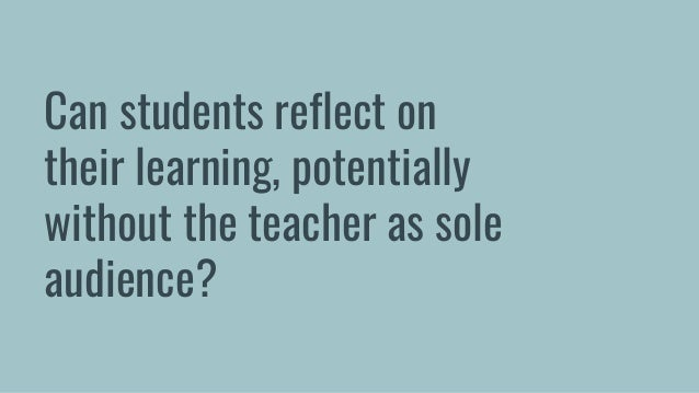 Experiential pedagogy tips: Make audiences broad & recognitions tangible & portable Choose the experience learners will ha...