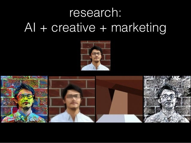 Experiential Marketing and Deep Learning Slide 2