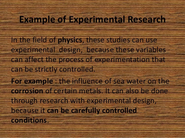 Module 2: Research Design | ORI - The Office of Research ...