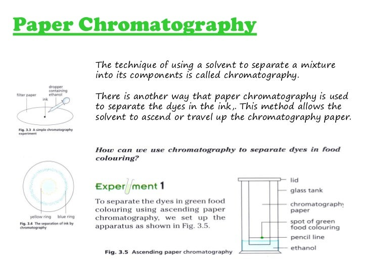 an analysis of the liquid chromatography technique for molecule separation High performance liquid chromatography - mass spectrometry (hplc-ms, or alternatively lc-ms) is an analytical chemistry technique that combines the physical separation capabilities of high performance liquid chromatography (hplc) with the mass analysis capabilities of mass spectrometry (ms.