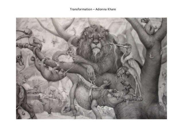 Transformation – Adonna Khare