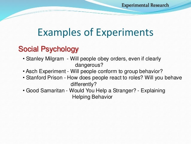 example of experimental research in the philippines Infectious diseasesglobal healthsocial research primary health carehealth  managementother.