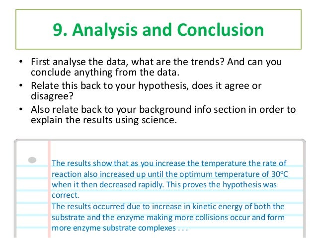 a2 biology coursework analysis A2 ocr biology practical skills in biology, 5days analysis of ecological data and make clear the links between experimental design and methods of analysis.