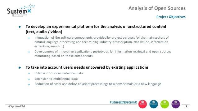 Future@SystemX - Nabil Bouzerna - Experiment IMM Project Slide 2