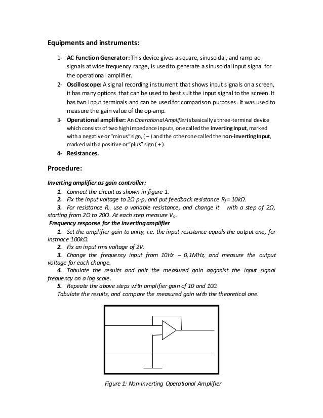 Lab report generator