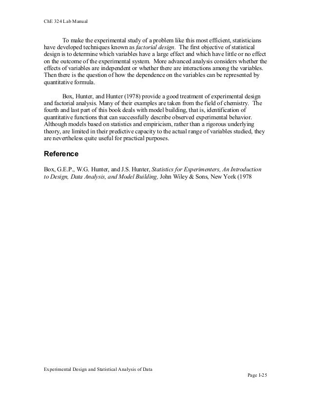 statistics for experimenters solution manual today manual guide rh brookejasmine co Meta- Analysis Statistical Interpretation