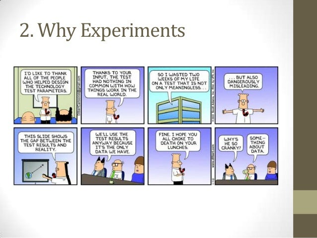 2. Why Experiments