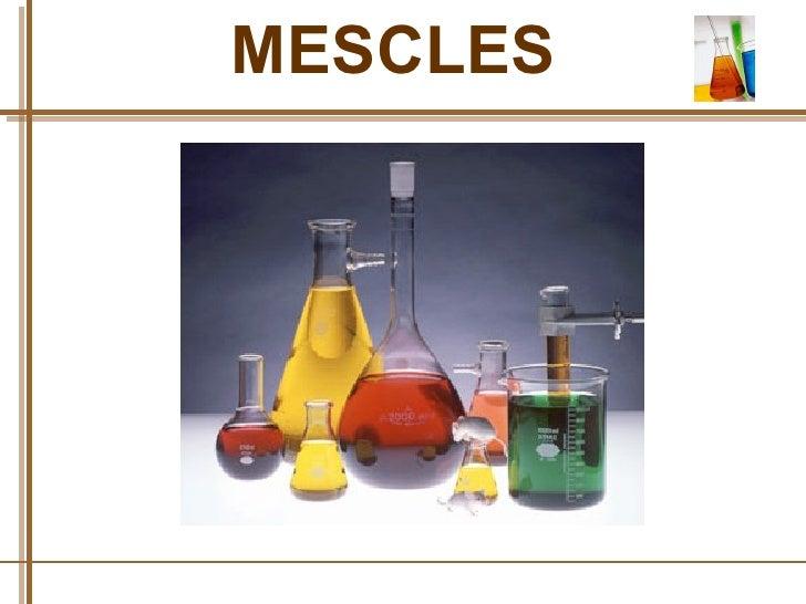 MESCLES