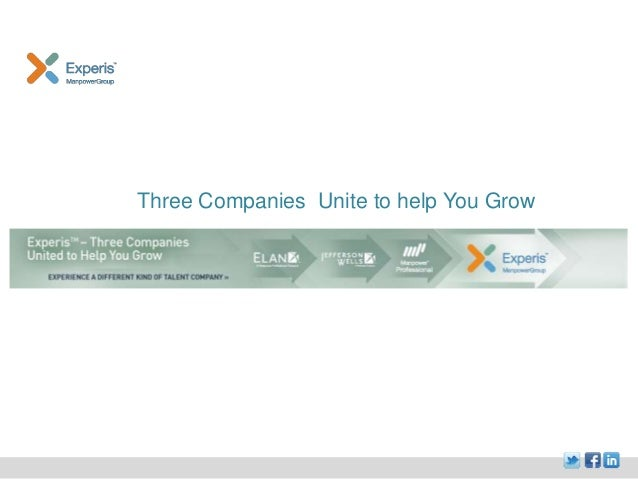 Three Companies Unite to help You Grow