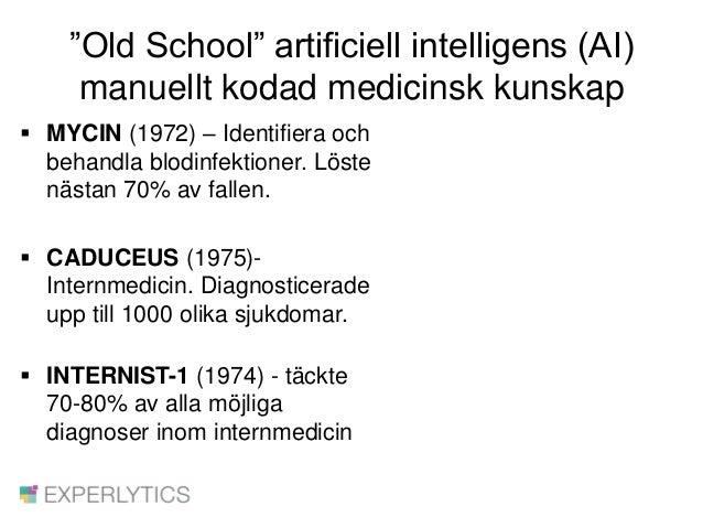 Beräkningsvetenskap inom sjukvården möjliggjord genom artificiell intelligens, Big Data och maskininlärning Slide 2