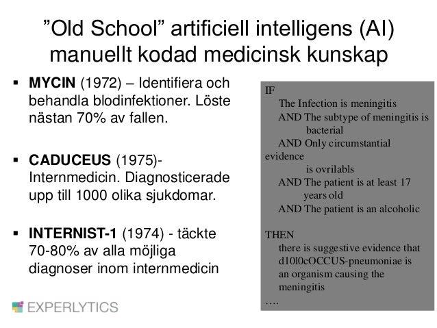 Beräkningsvetenskap inom sjukvården möjliggjord genom artificiell intelligens, Big Data och maskininlärning Slide 3
