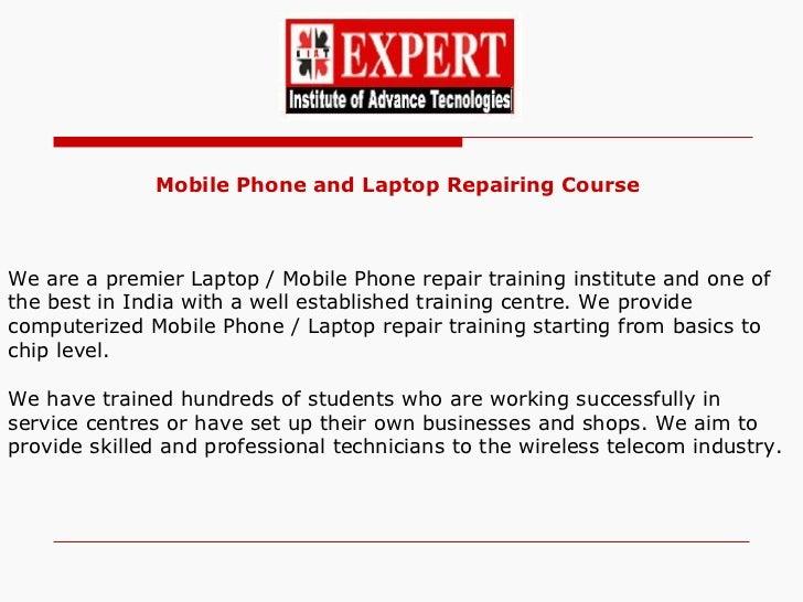 learn Mobile and laptop repairing 9891855866 in delhi