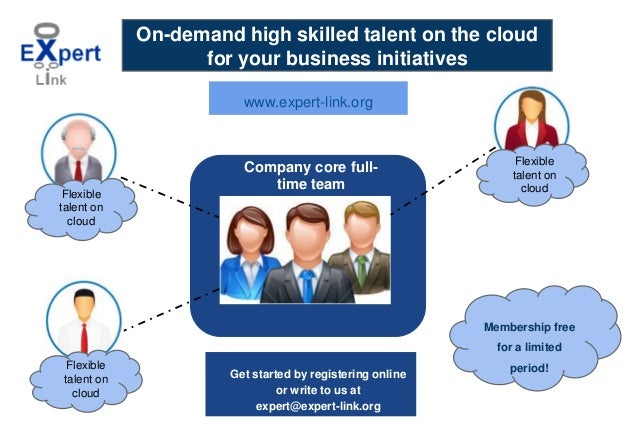 On-demand high skilled talent on the cloud                   for your business initiatives                        www.expe...