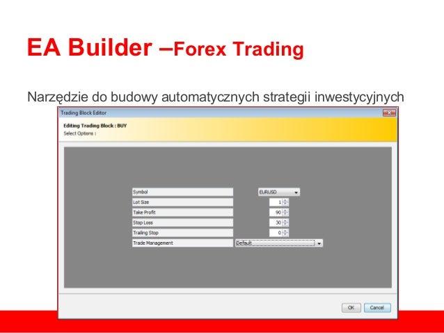Forex ea builder