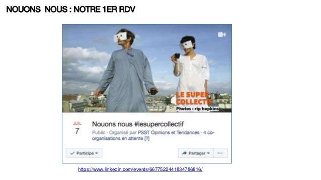 NOUONS NOUS : NOTRE 1ER RDV https://www.linkedin.com/events/6677522441834786816/