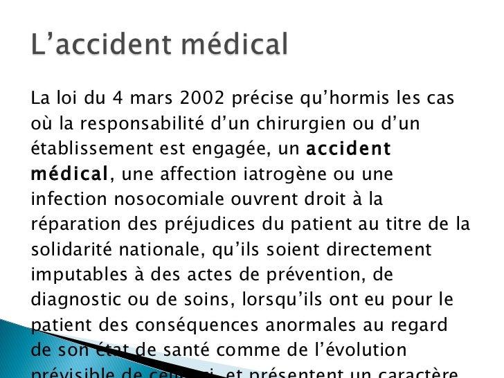 Expertise des troubles g nito sexuels dans les accidents - Office national d indemnisation des accidents medicaux ...