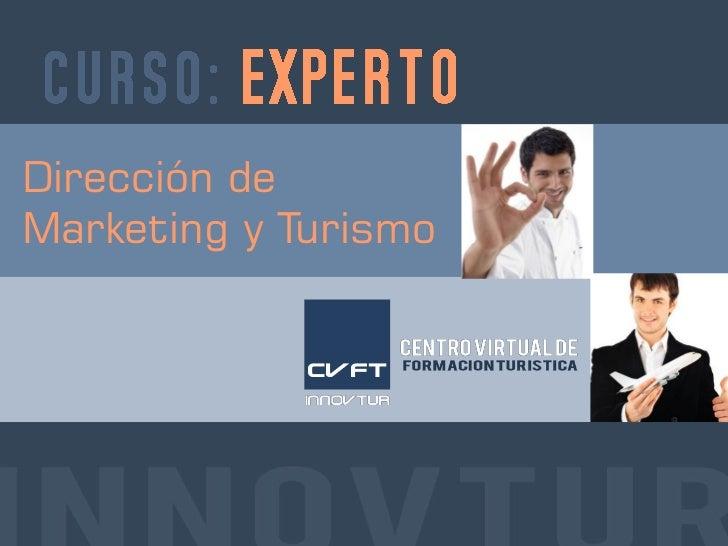 Dirección deMarketing y Turismo