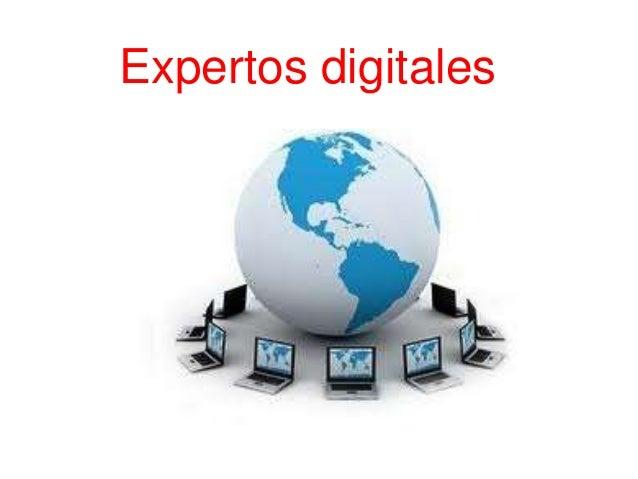 Expertos digitales