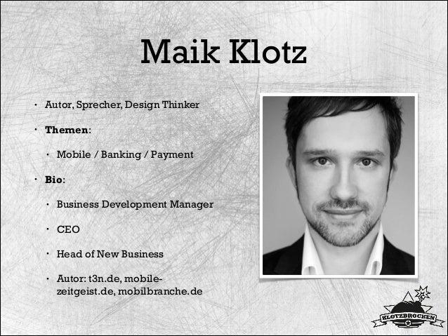Mobile Payment in Deutschland 2014 Slide 2