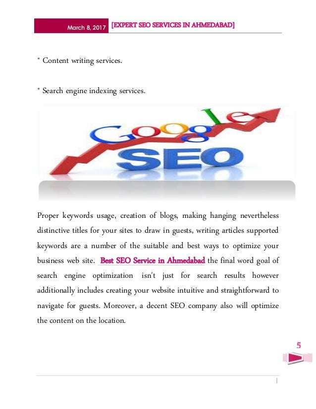 Content Writer in Ahmedabad