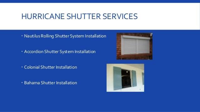 Storm Shutters Vero Beach Fl Expert Shutter Services