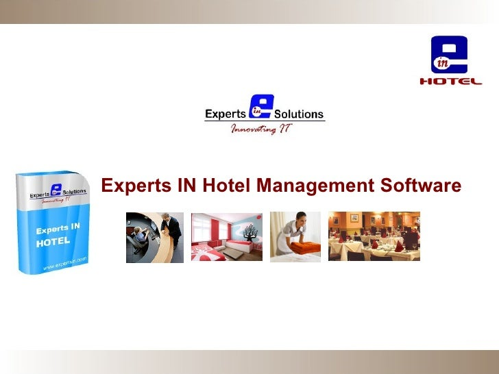 Experts IN Hotel Management Software