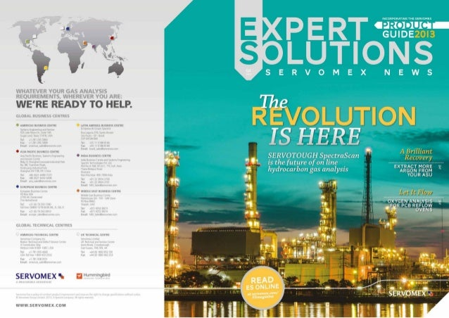 Expert Solutions Magazine