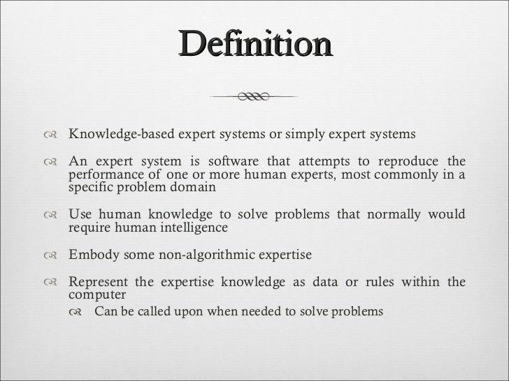 Definition ...