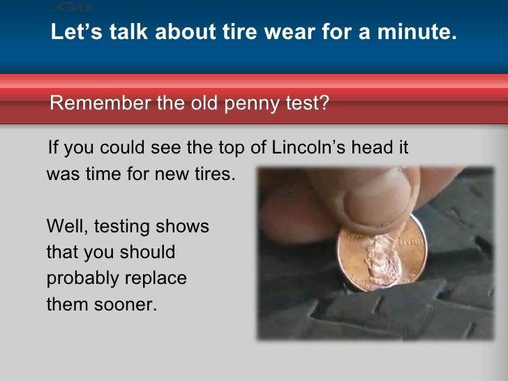 Belle Tire Expert Tire Wear Tips