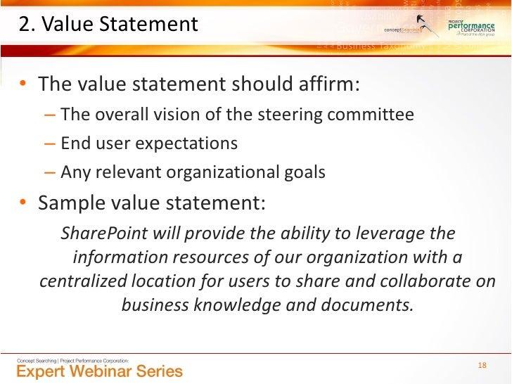 Expert Webinar Series: SharePoint Governance - Managing Content Spra…