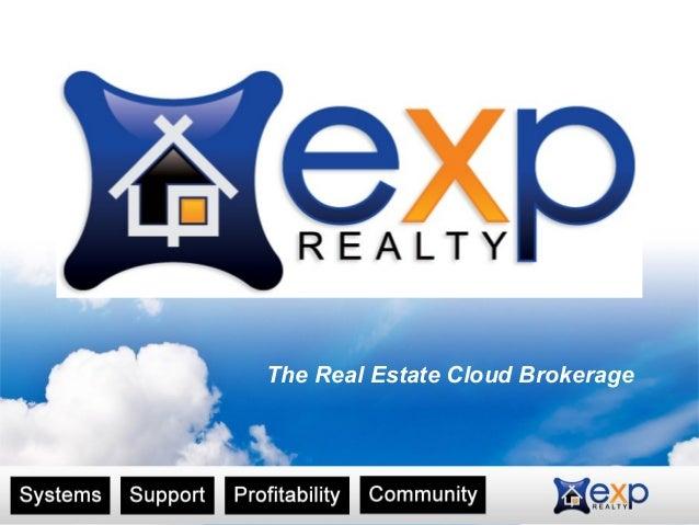 The Real Estate Cloud Brokerage