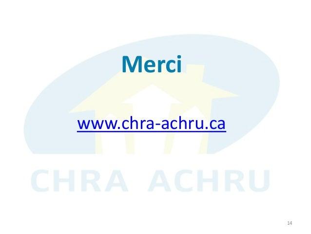 14 Merci www.chra-achru.ca